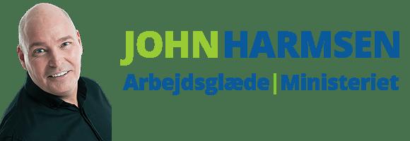 Arbejdsglædeministeriet by John Harmsen